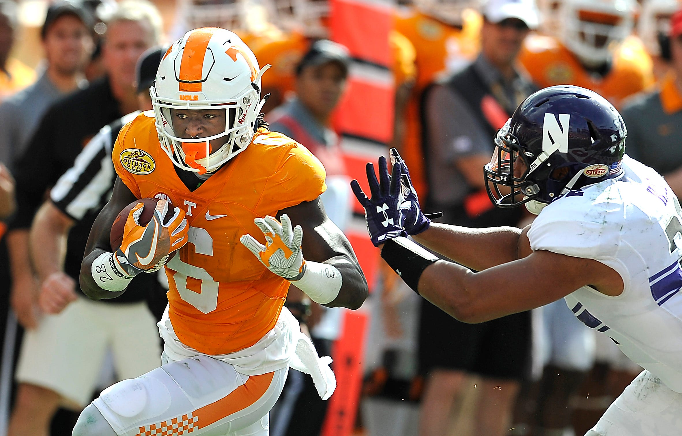 NFL draft: Where will Tennessee Vols land in Day 2?