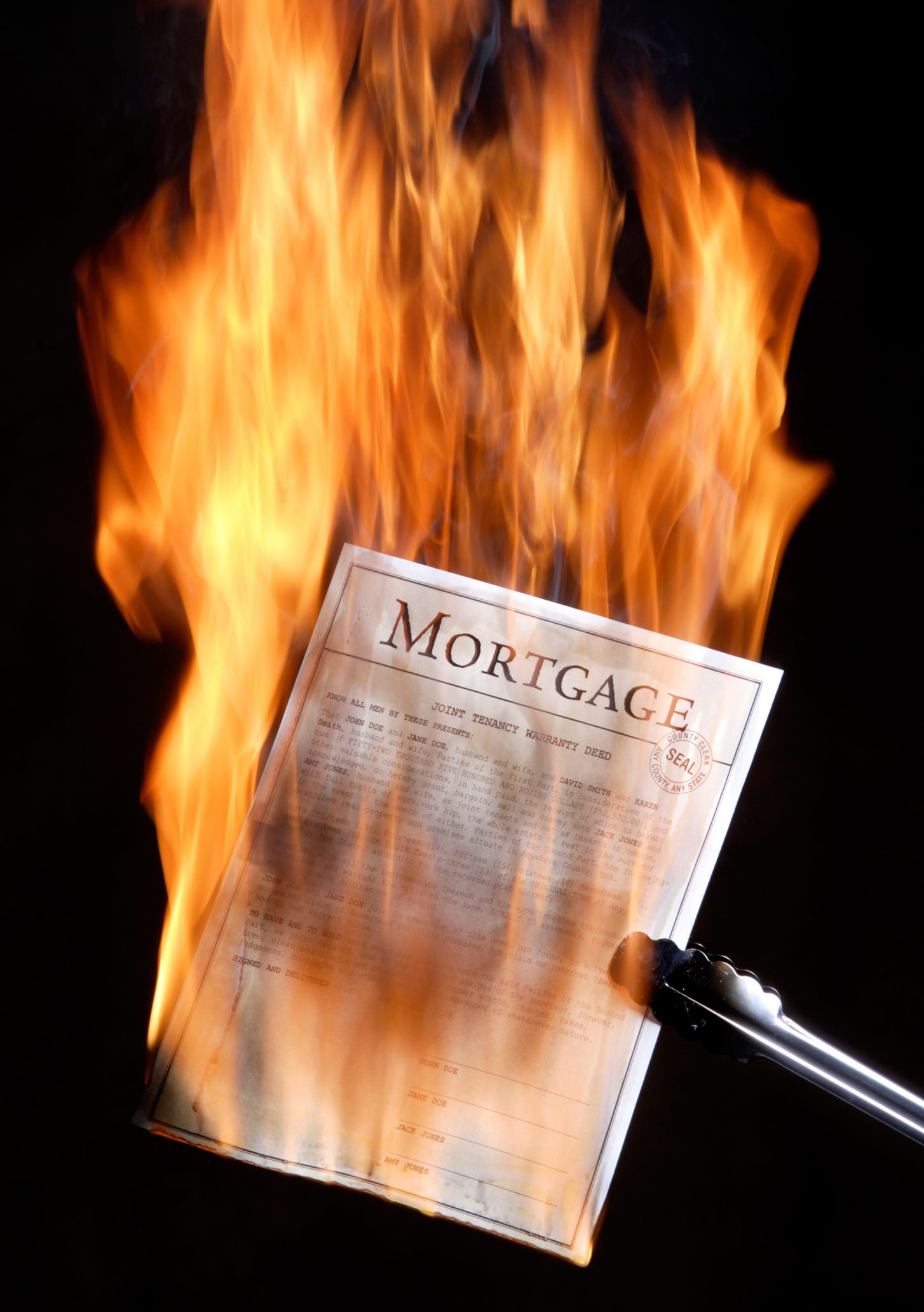 3 reasons not to pay off your mortgage