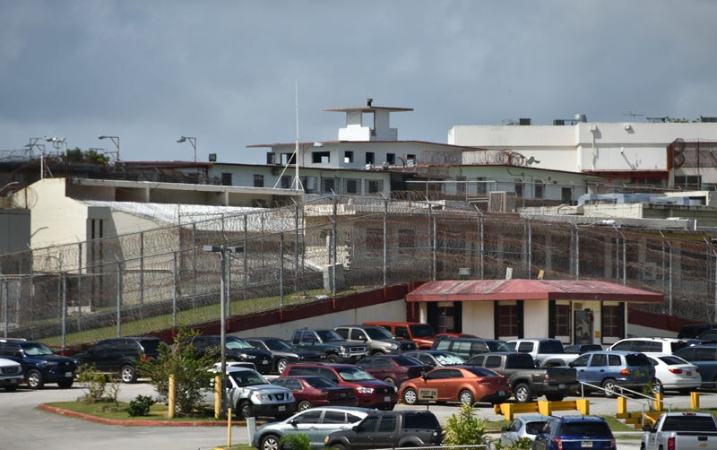 The Department of Corrections adult correctional facility in Mangilao is shown in this May 20, 2015, file photo.