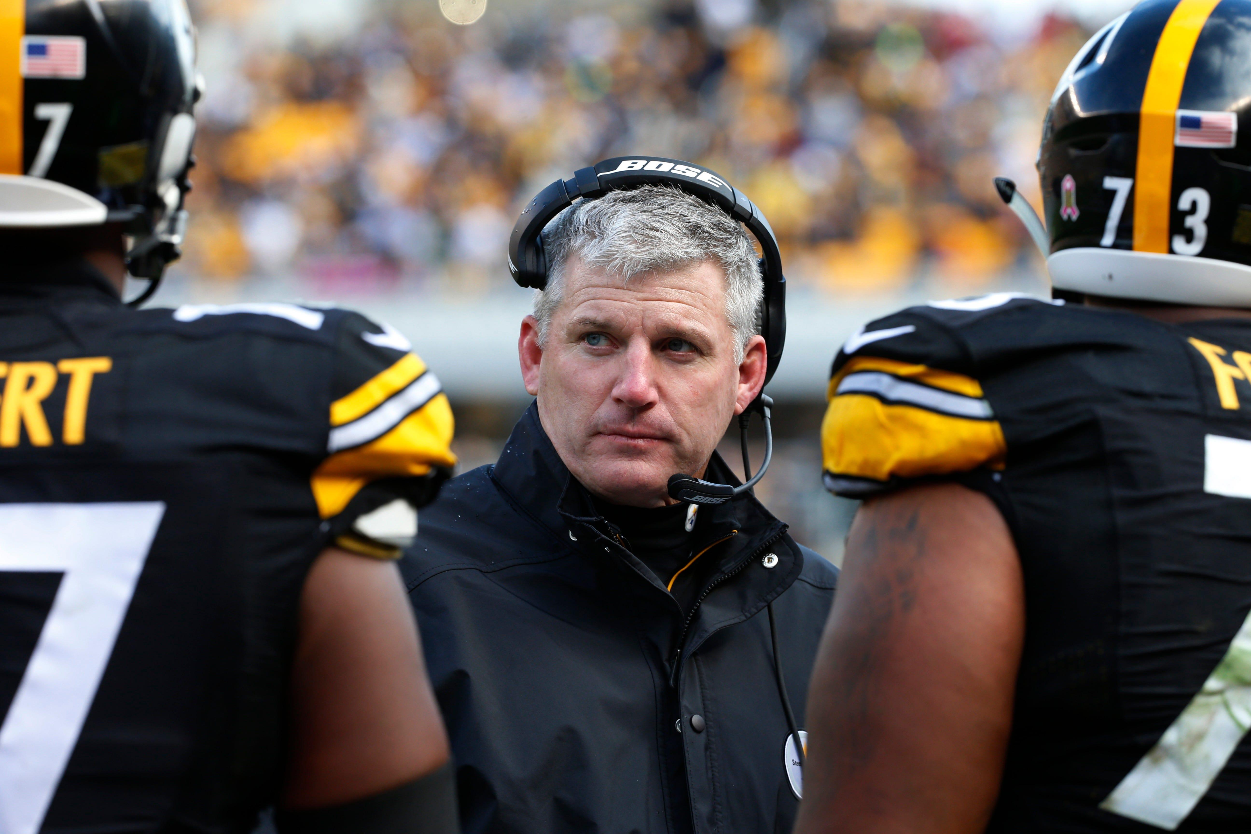 Cardinals coach search: Steelers' Munchak declines follow-up interview; 6 candidates left