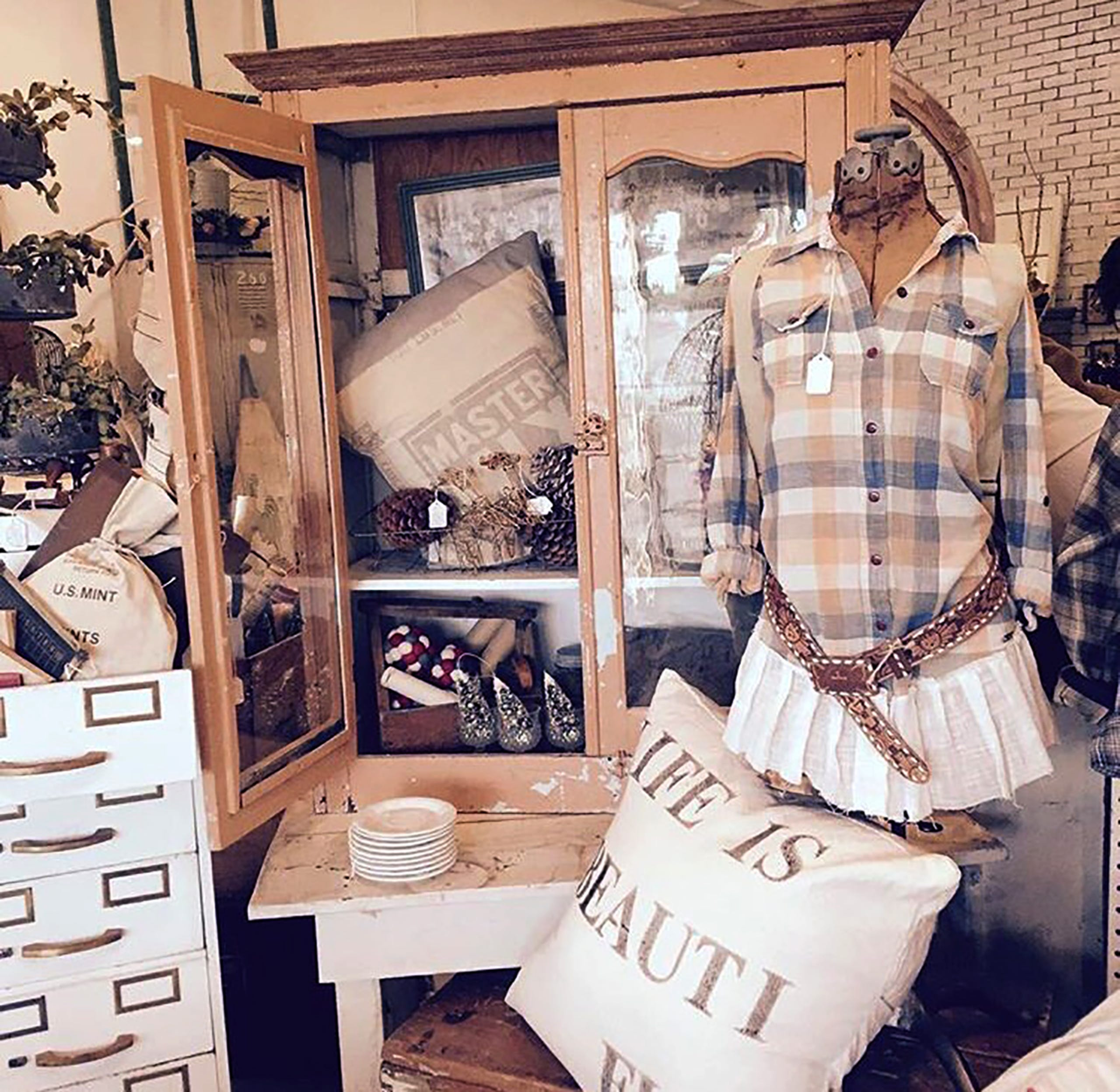 Find Antique Treasures At These Valley Flea Markets