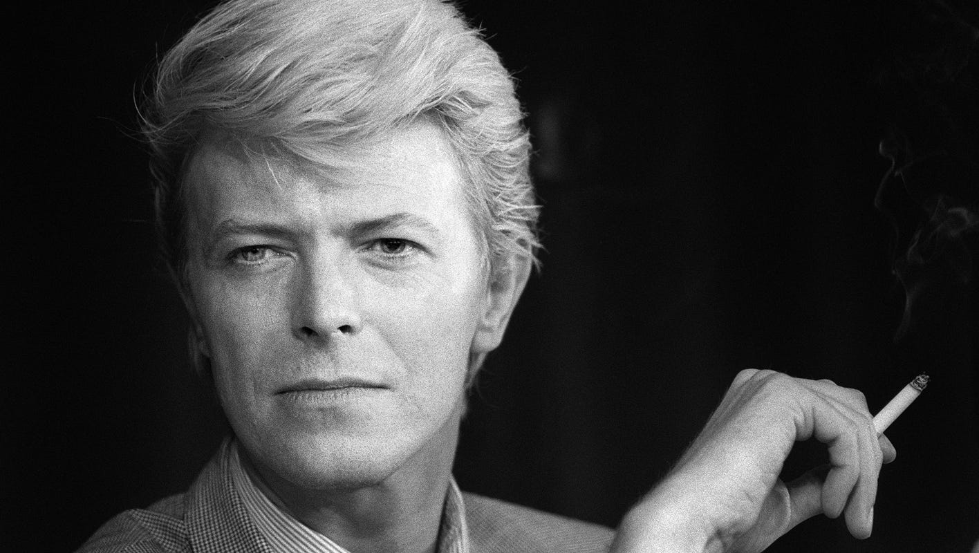 David Bowie in his own words: What he told USA TODAY about religion, music and his disdain of fame