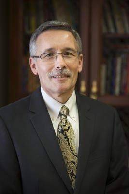 Dr. Allen Bourff, superintendent of Hamilton Southeastern Schools