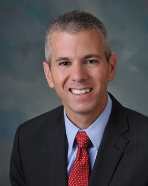 State Assemblyman Anthony Brindisi is running as a Democratic candidate in the 22nd Congressional District.