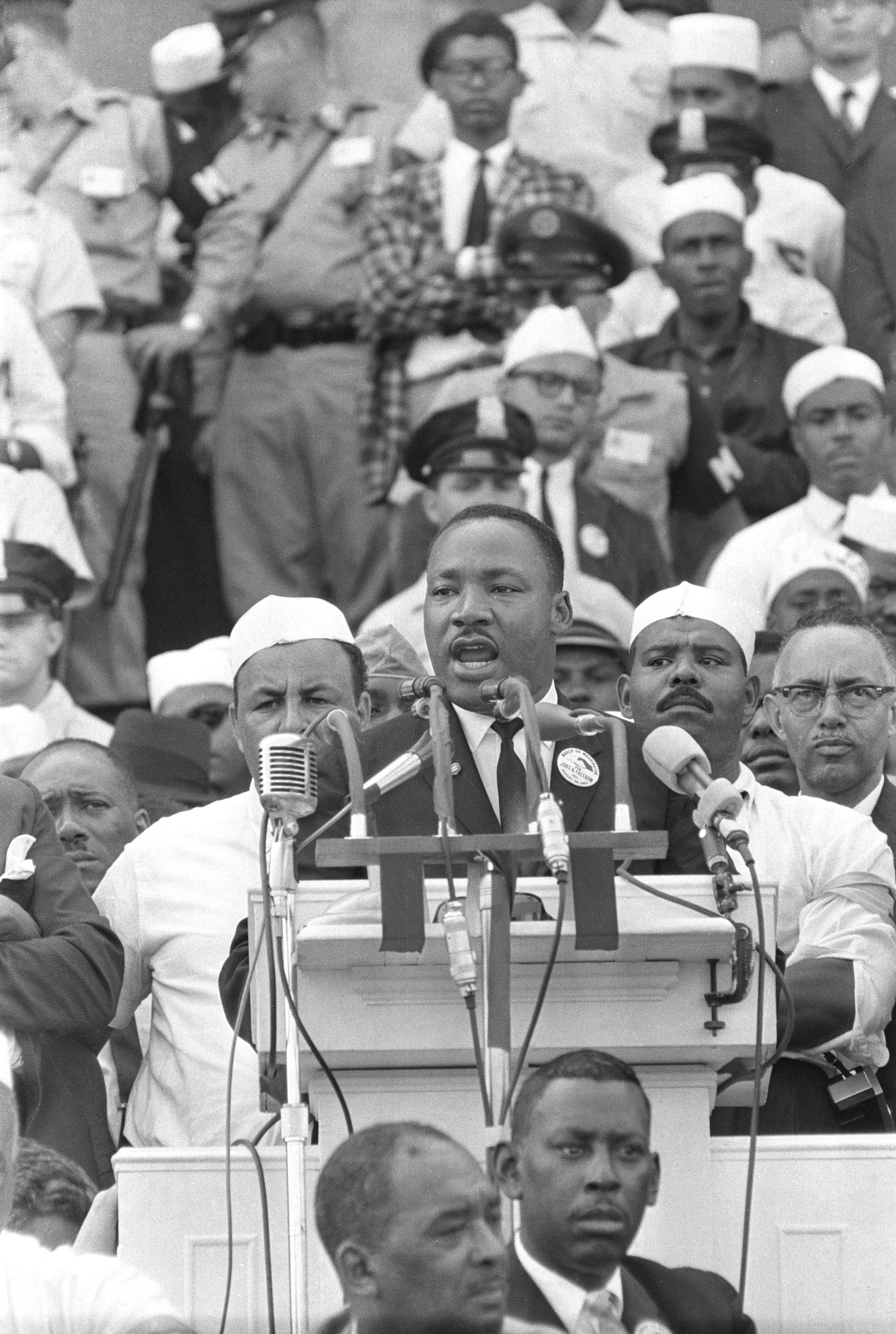 short essay on martin luther king