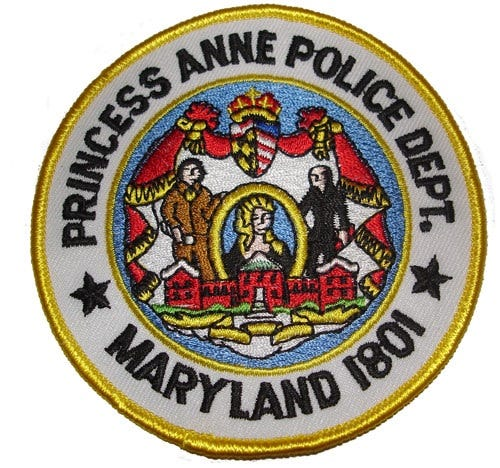 Princess Anne Police Department patch