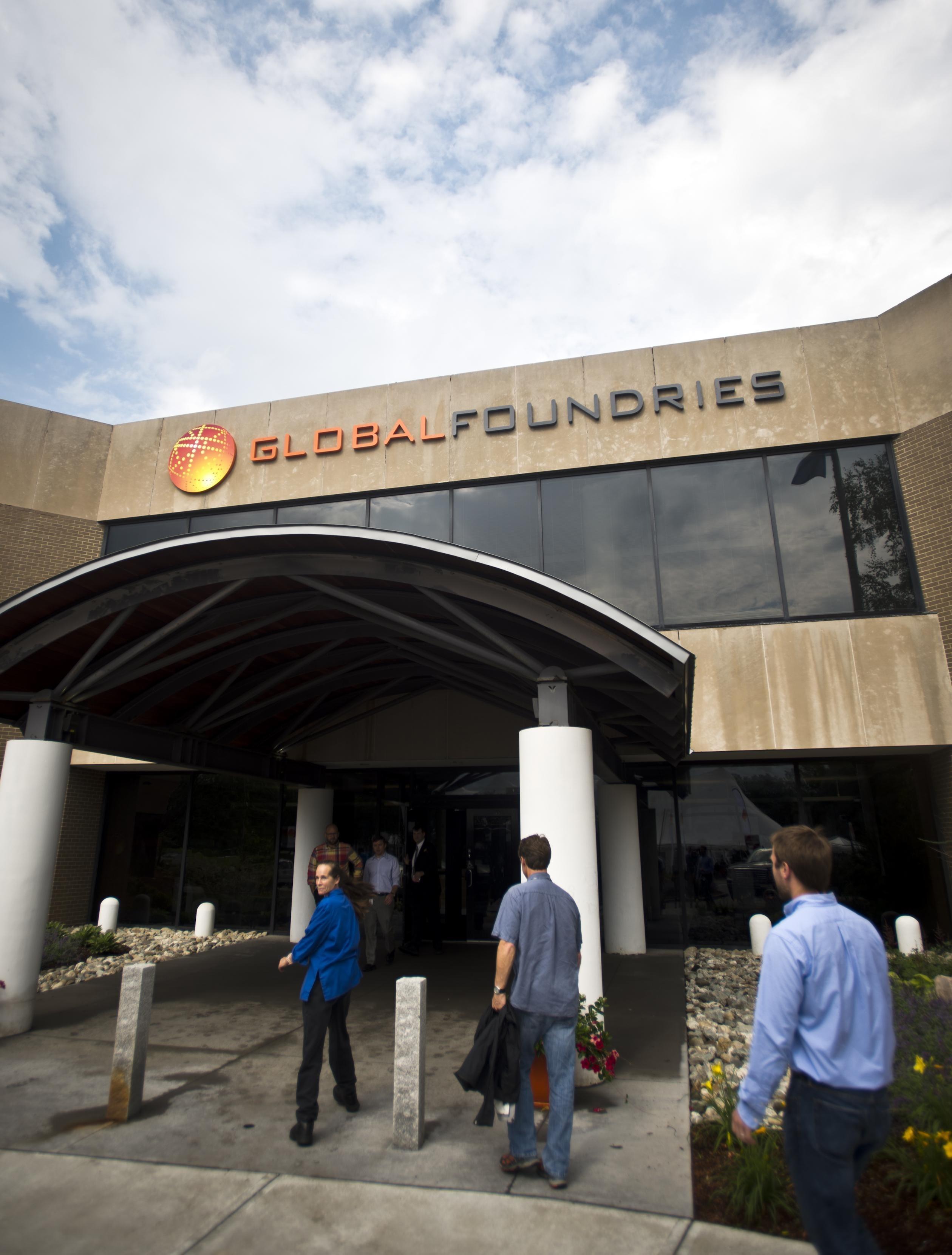 Job cuts begin at GlobalFoundries; number still uncertain | Burlington Free Press