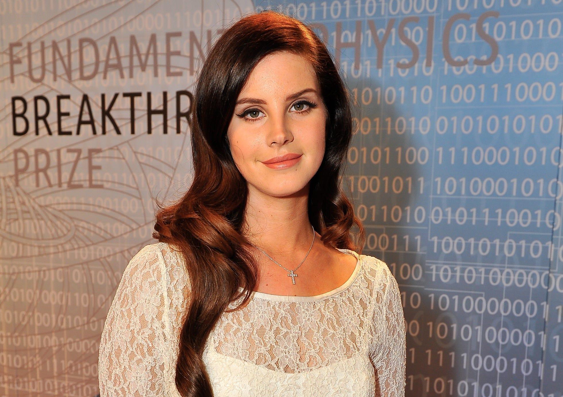 Lana Del Rey announces new album 'Lust for Life' in haunting trailer