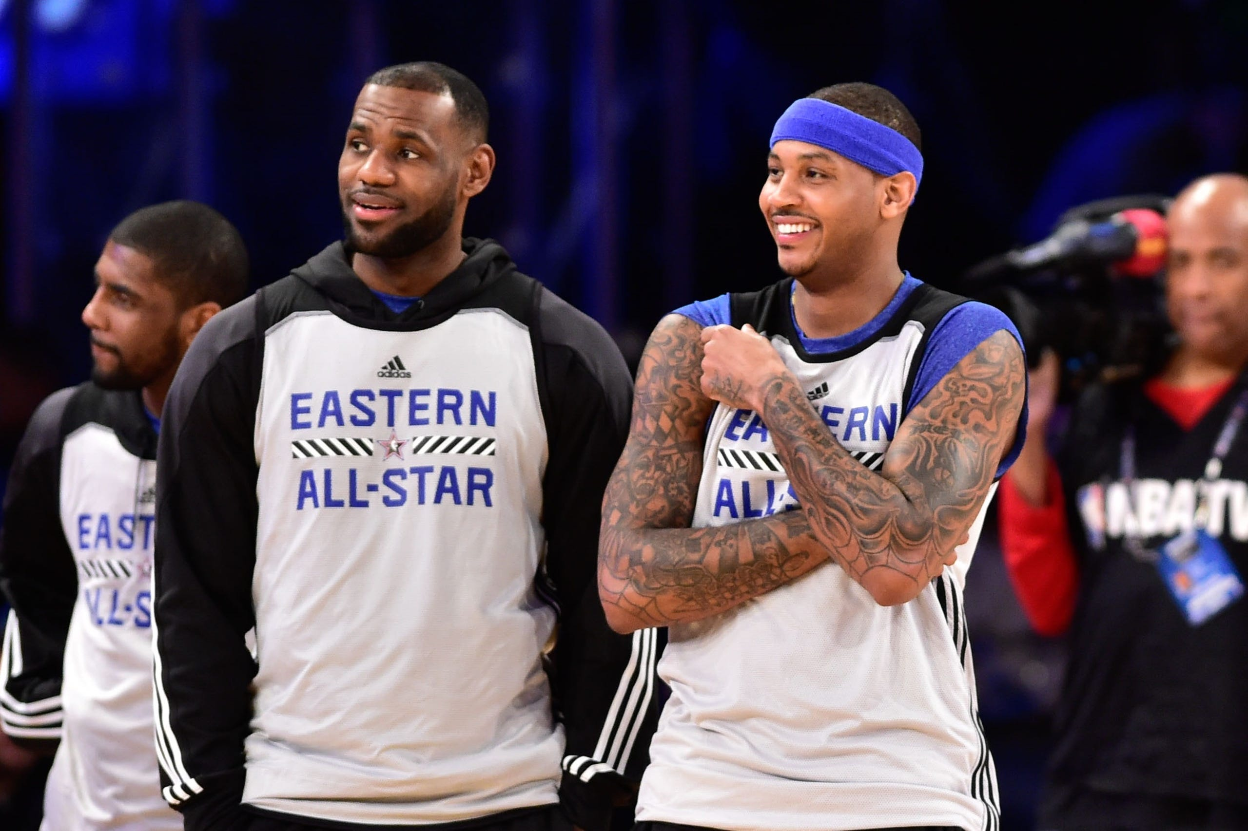 e9012516dd9 2016 NBA All-Star rosters