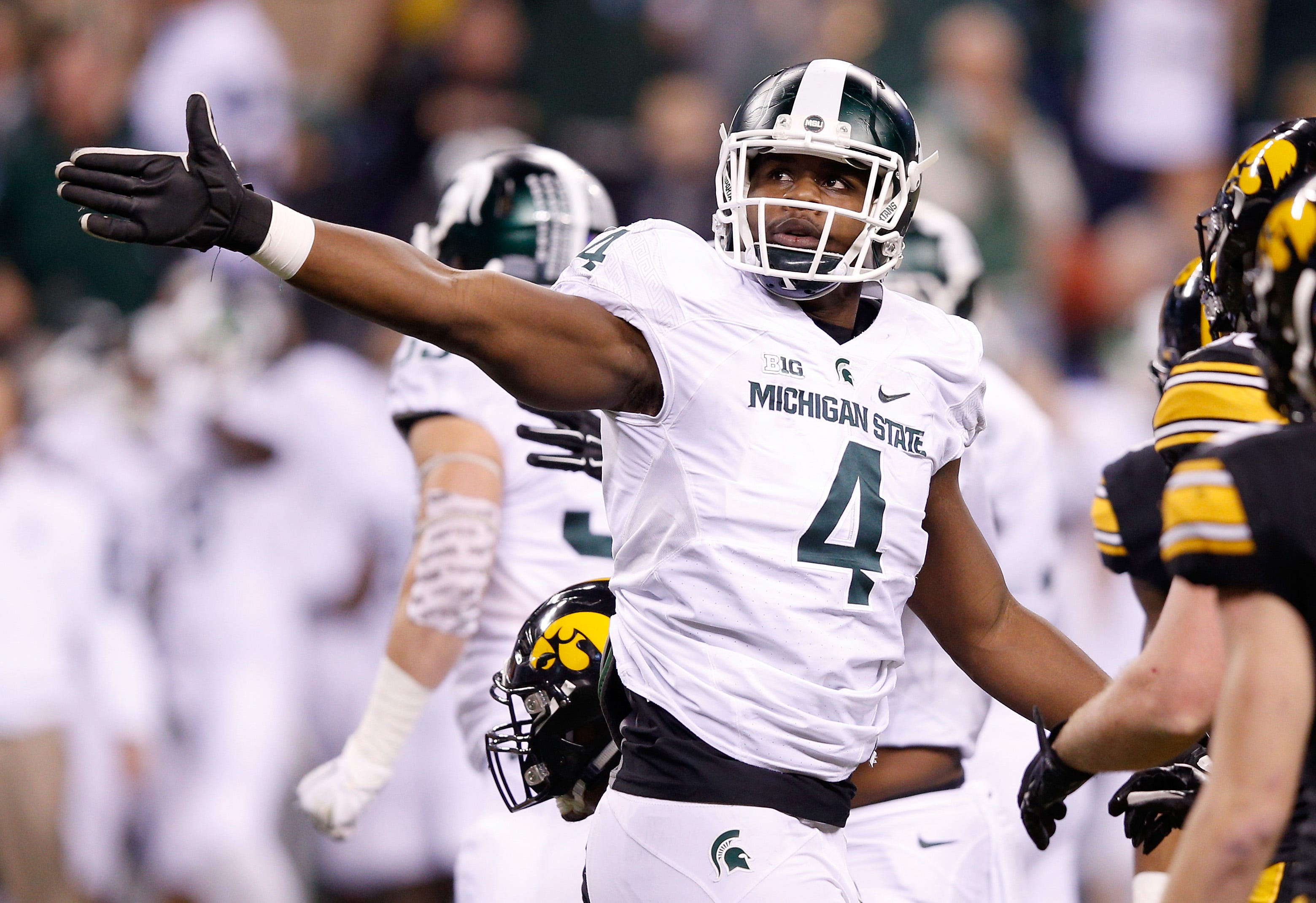 Could Malik McDowell or Chris Wormley fall to Lions in Round 2?