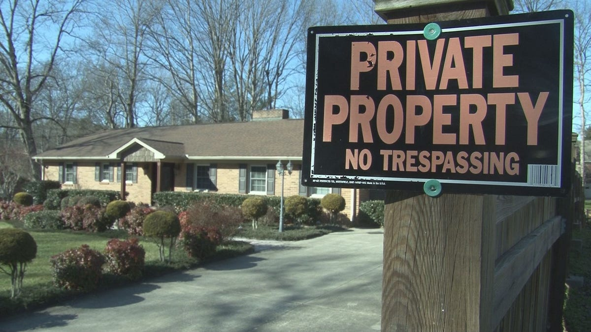 No Trespassing: What Are Your Rights As A Homeowner?
