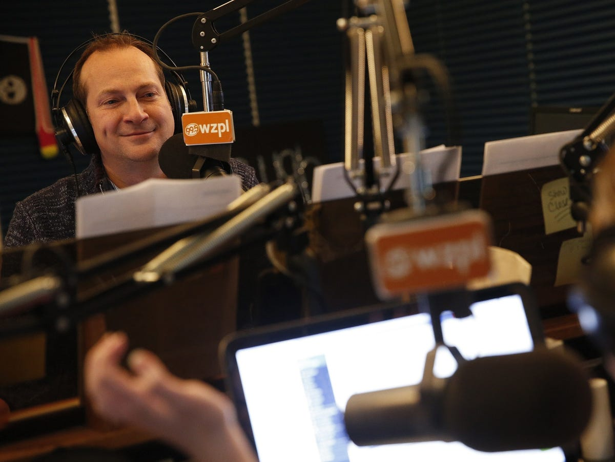 Morning radio is an evolving, funny business