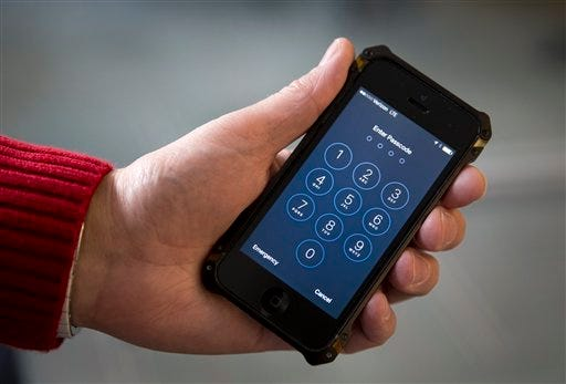 Indiana Supreme Court: Woman did not have to unlock phone for police