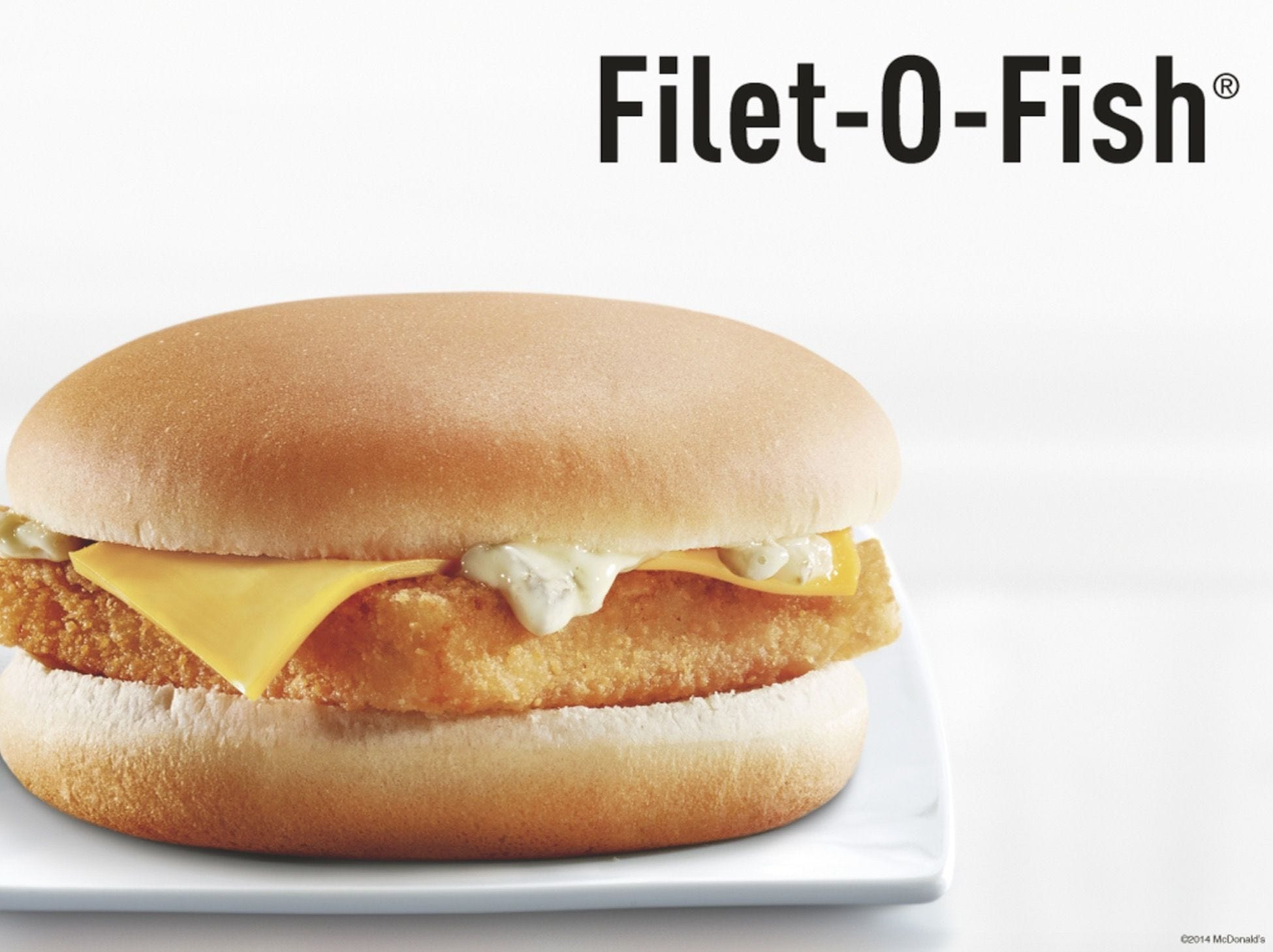 Why so many people are eating mcdonald 39 s filet o fish for Mcdonalds fish sandwich
