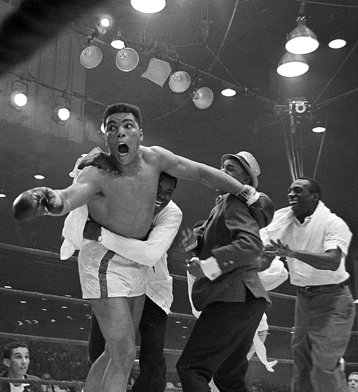 Fight by fight: Muhammad Ali's legendary career