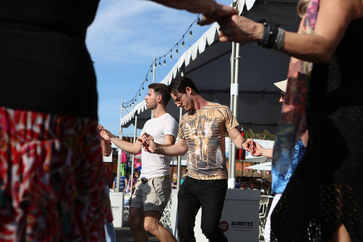 Greek Festival brings food, music to Palm Desert