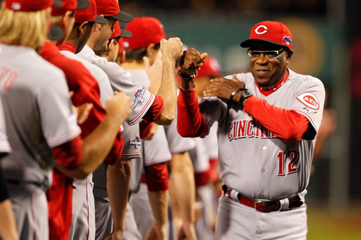 After Game Left Him Behind Dusty Baker Still Believes In His Dreams