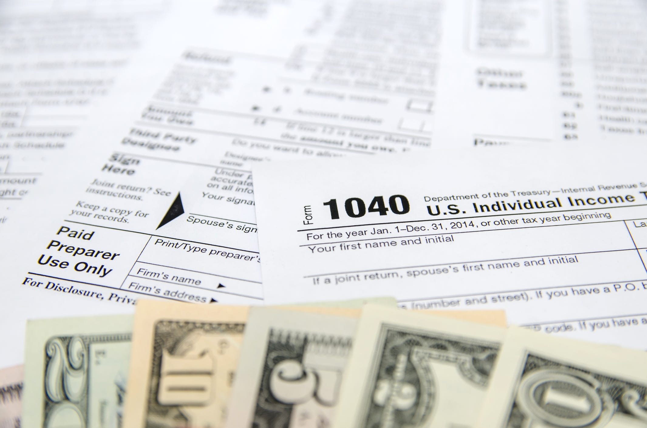 How do your tax deductions compare with the average American's?