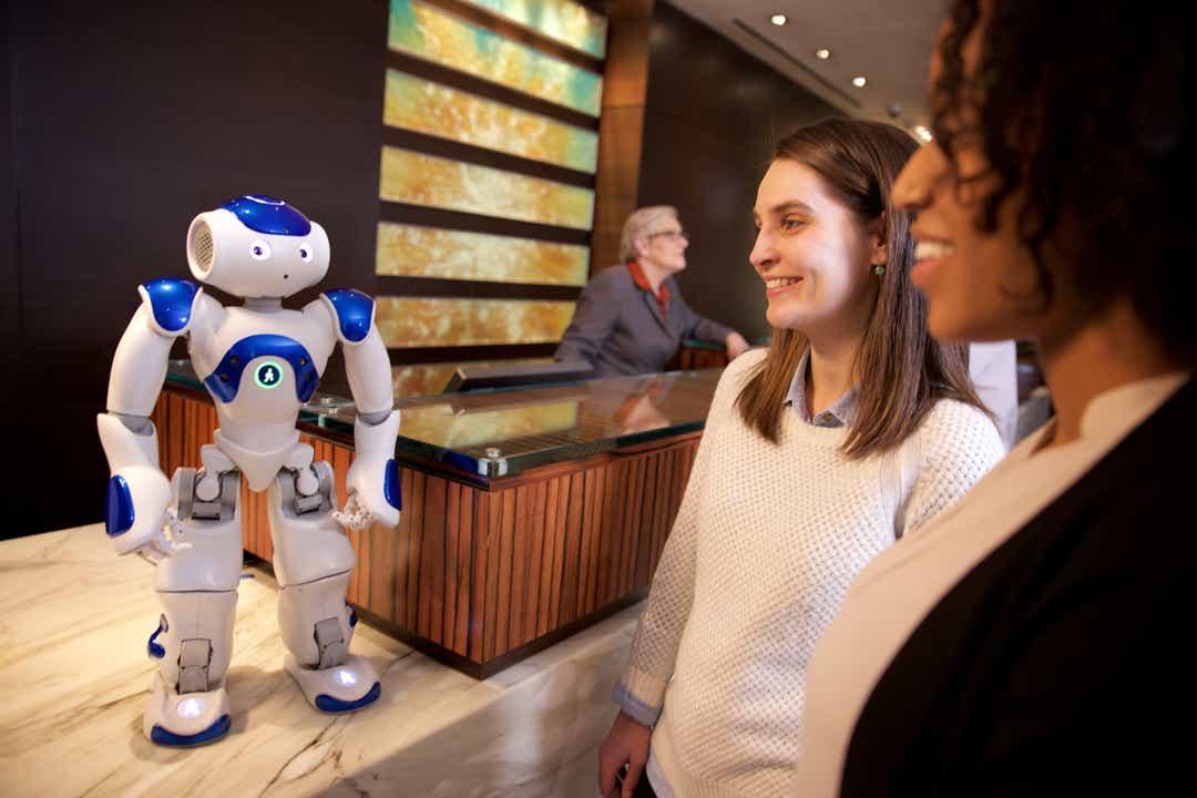 Autonóm robotok: 1. Nao