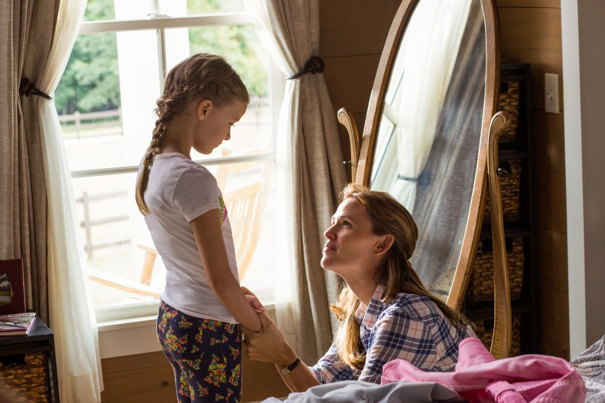 Jennifer Garner finds faith, again, in 'Miracles From Heaven'