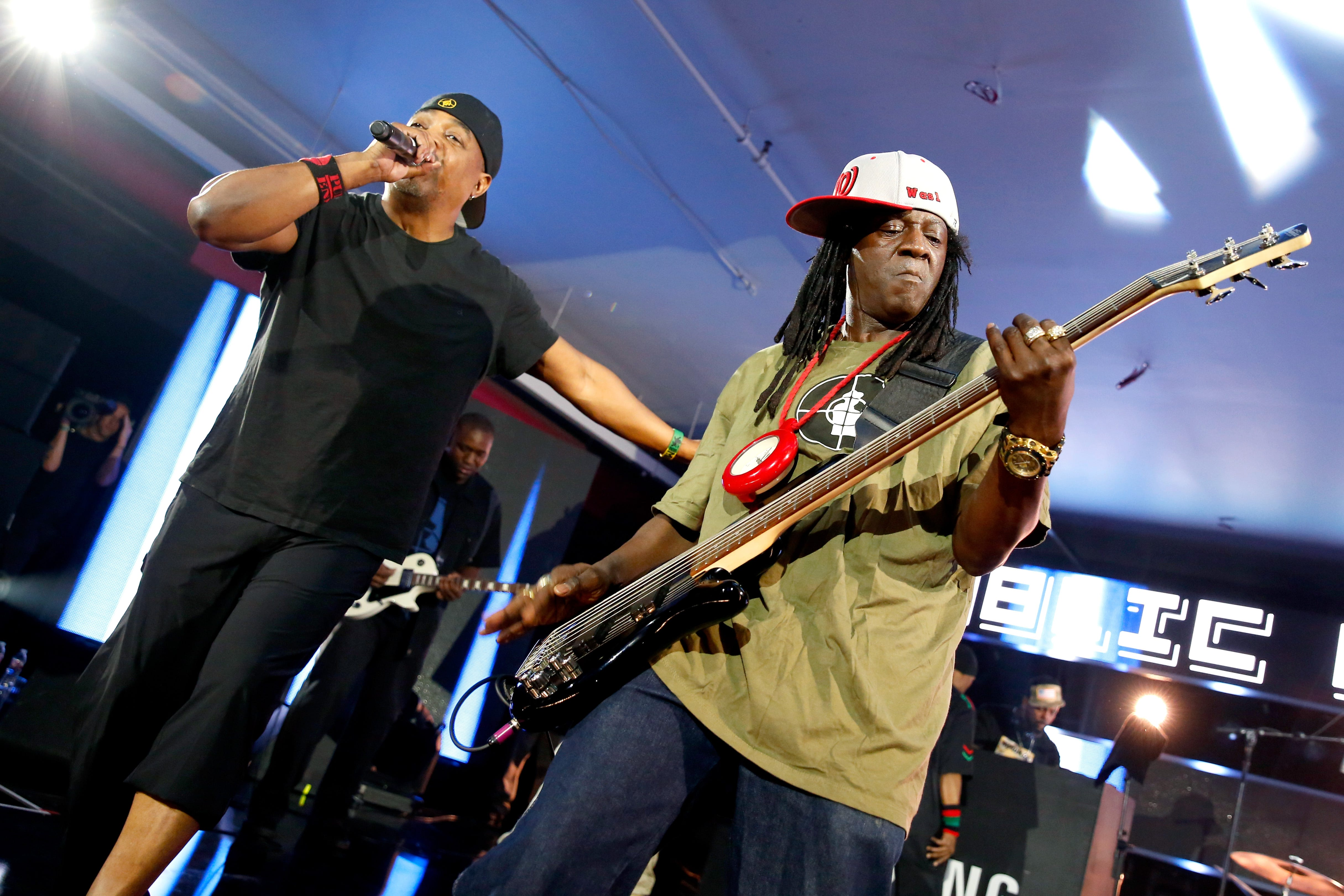 Chuck D says Public Enemy split from Flavor Flav was an April Fools  joke to promote new album