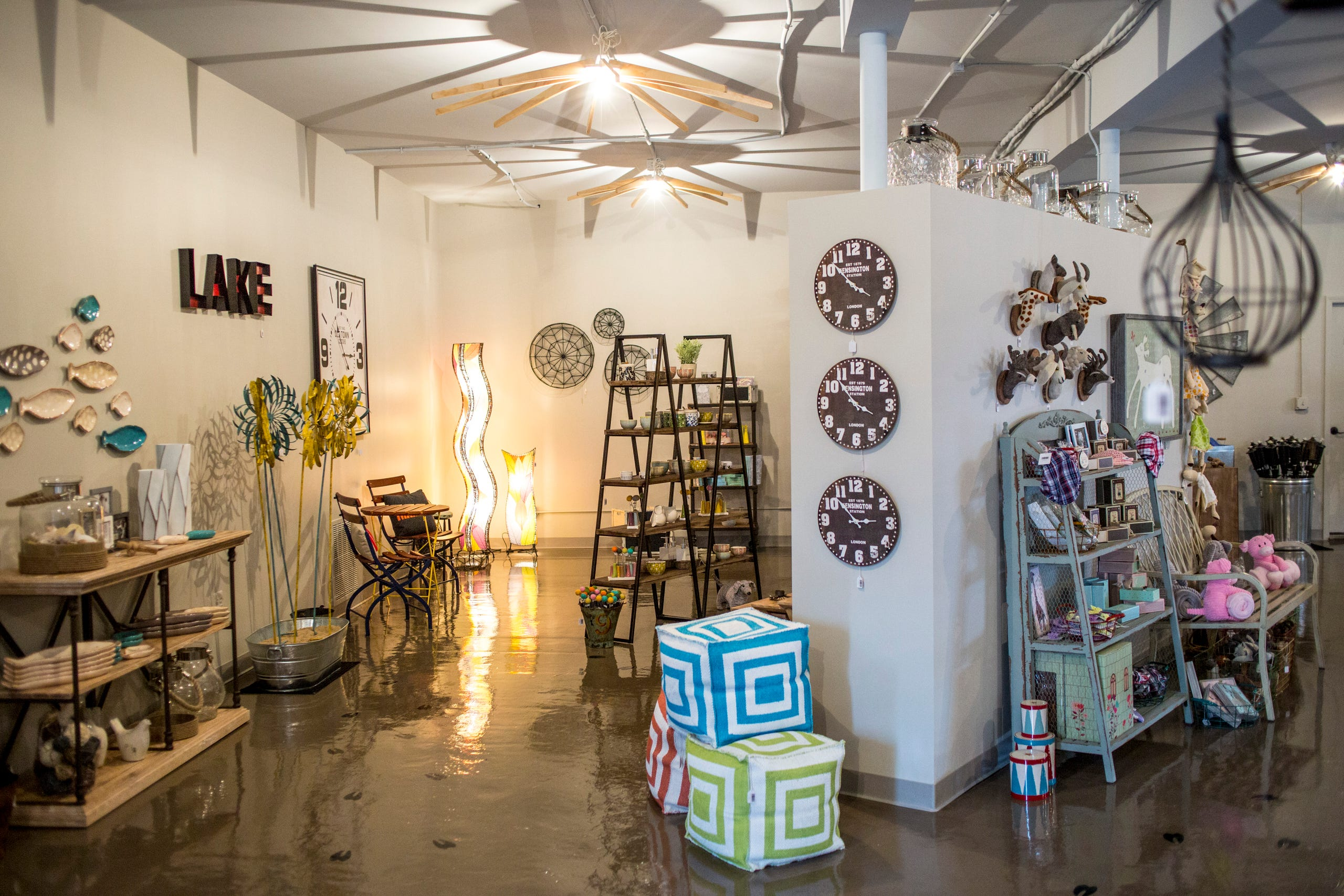 The Lazy Llama Home Decor Boutique Opens In Marine City