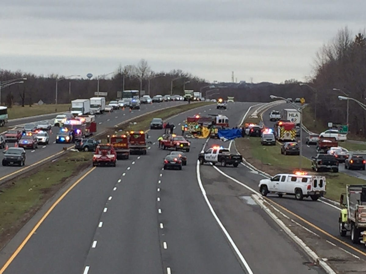 WATCH: 3 dead in serious Route 9 crash