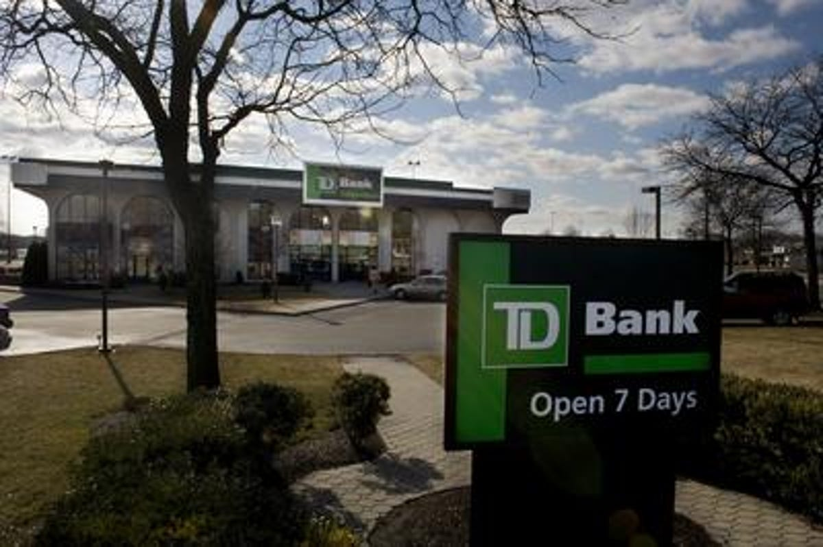 TD Bank worker accused of theft
