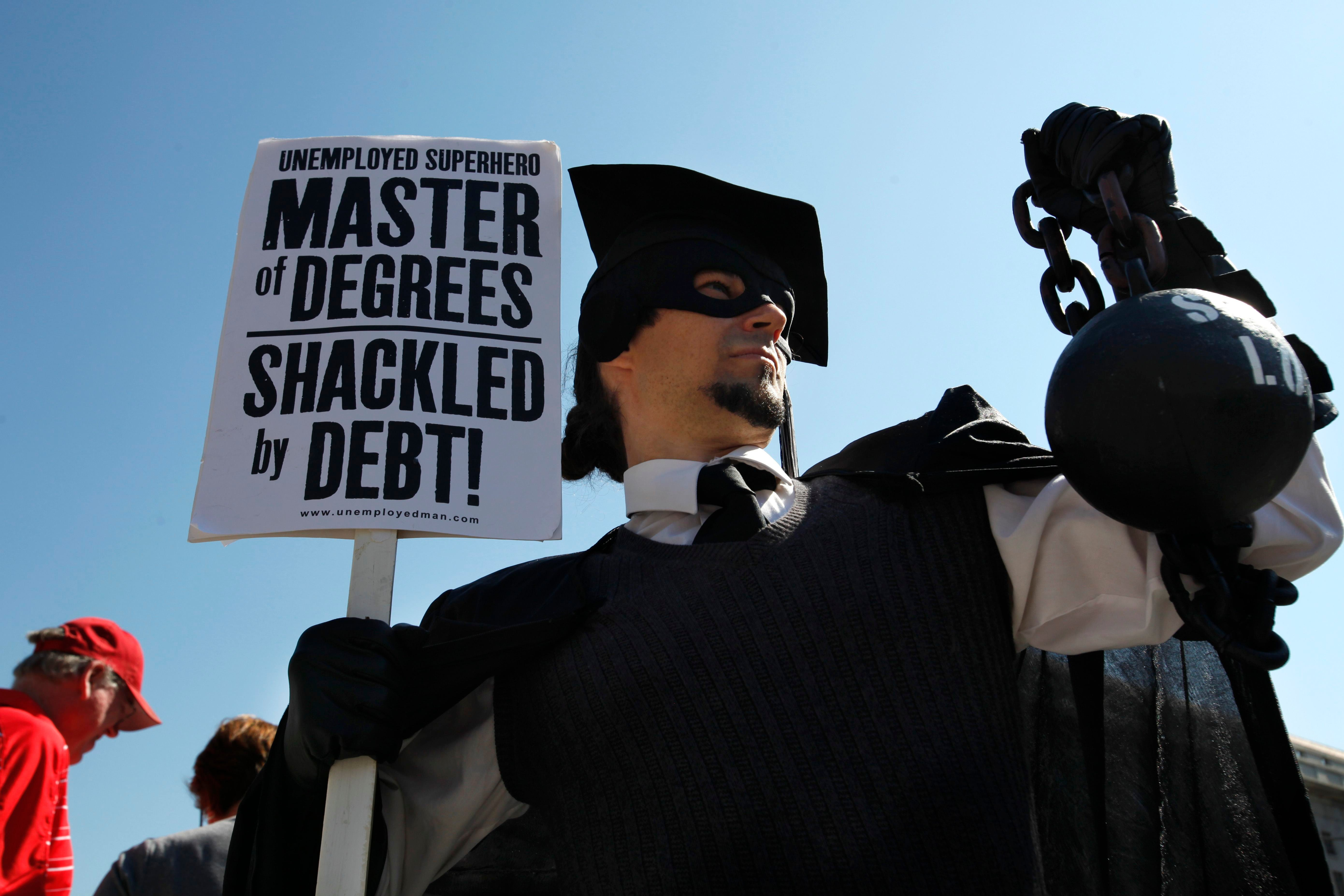 The unexpected upside of student loan debt