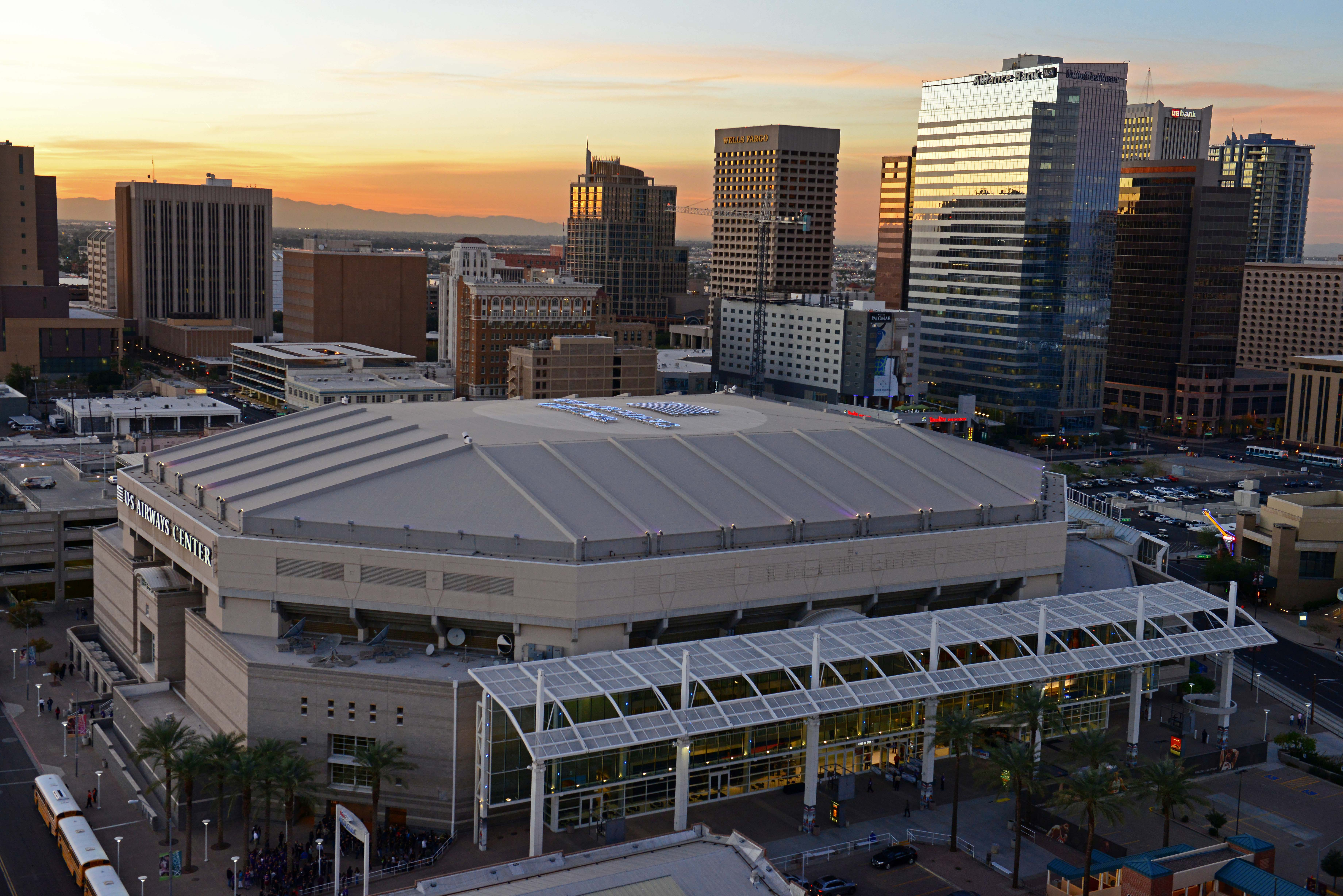 Is Talking Stick Resort Arena a driver of downtown Phoenix's economy? | AZ Central