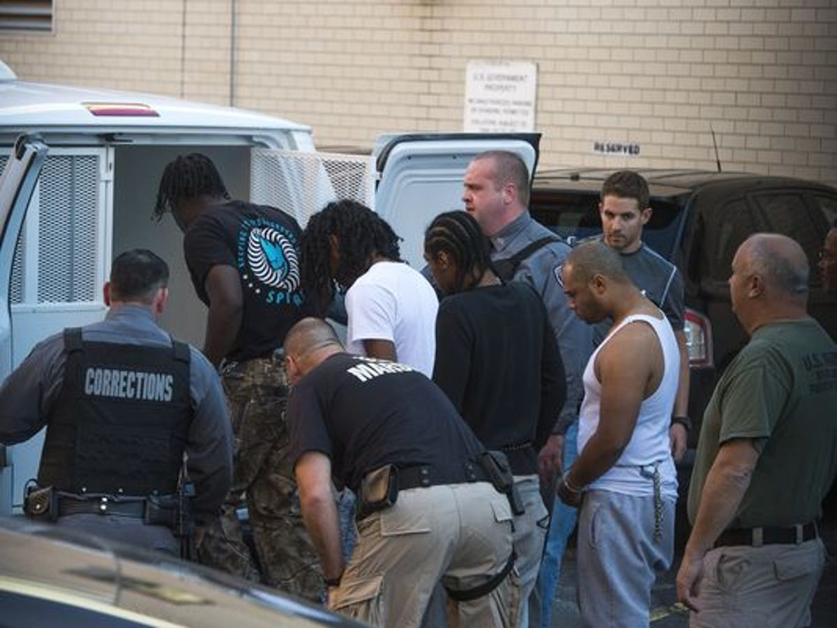 Binghamton's Eddie Block Gang: Nine in prison for drug