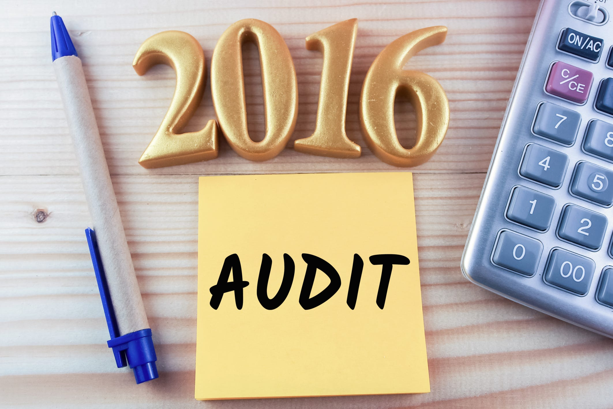 Here are your odds of an IRS tax audit