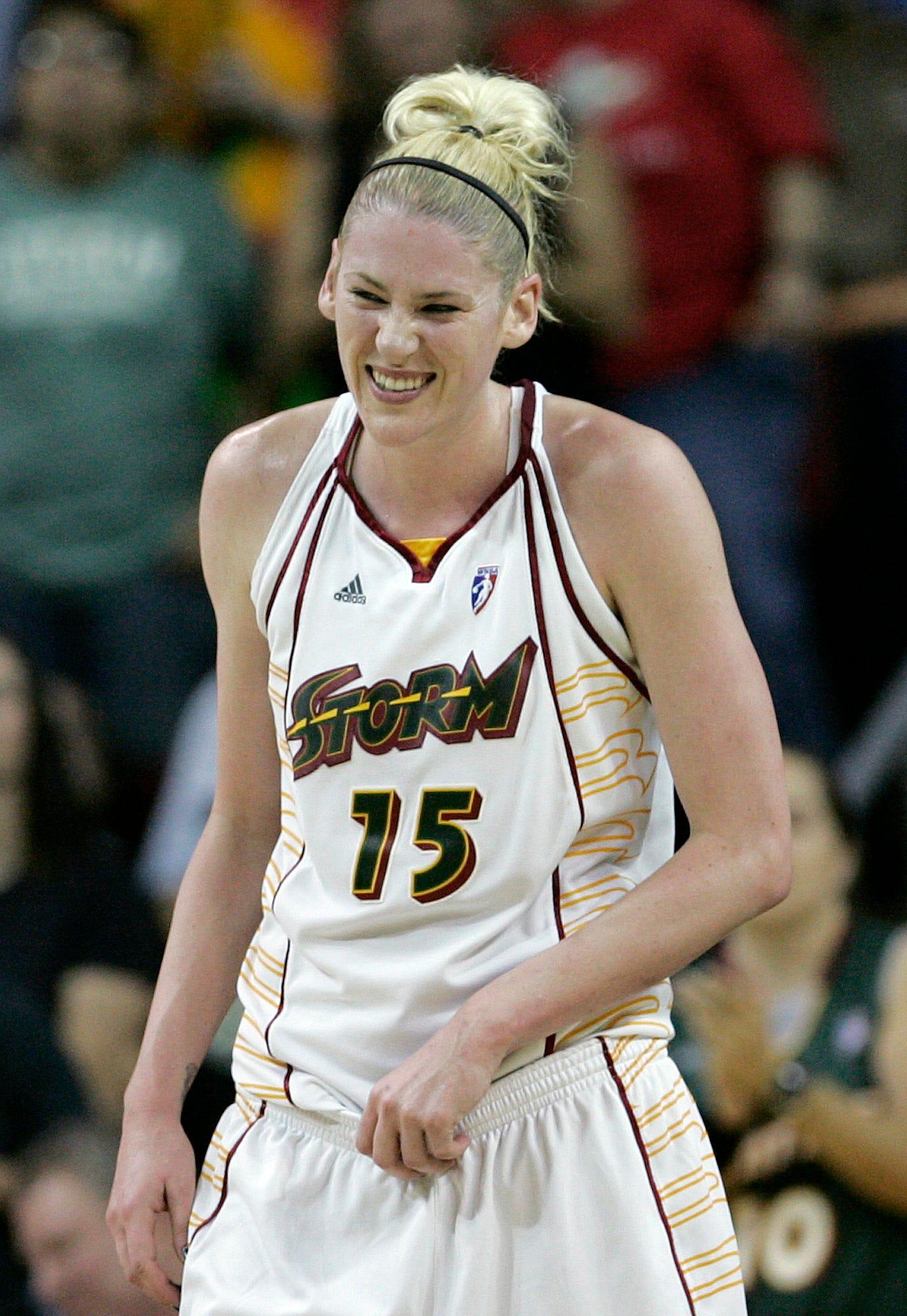 Lauren Jackson WNBA