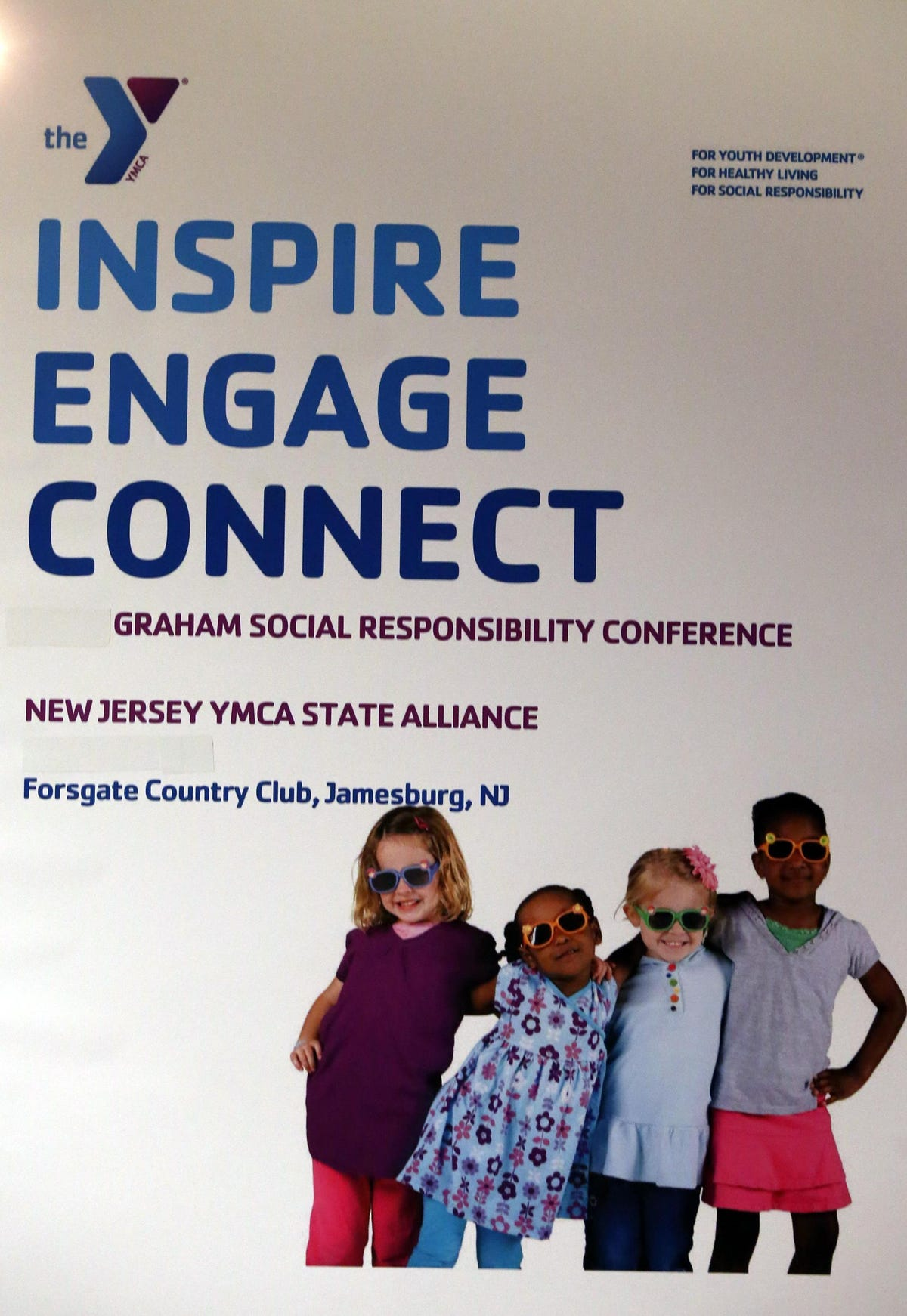 YMCA conference addresses social issues