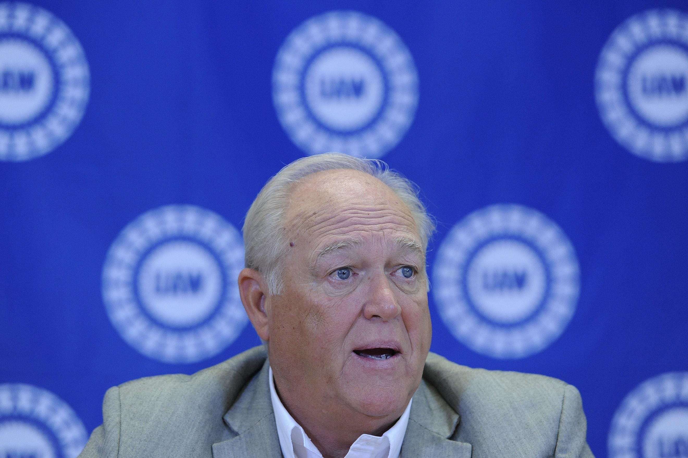 Ex-UAW President Williams sentenced to 21 months in union corruption probe