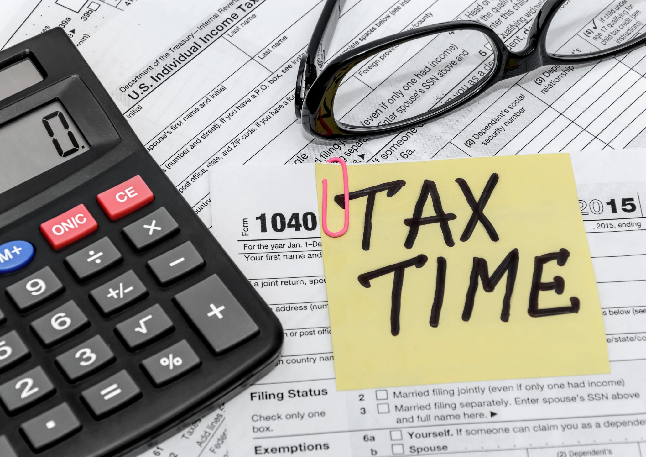 Confused on taxes? Get free advice live in Facebook chat Wed.