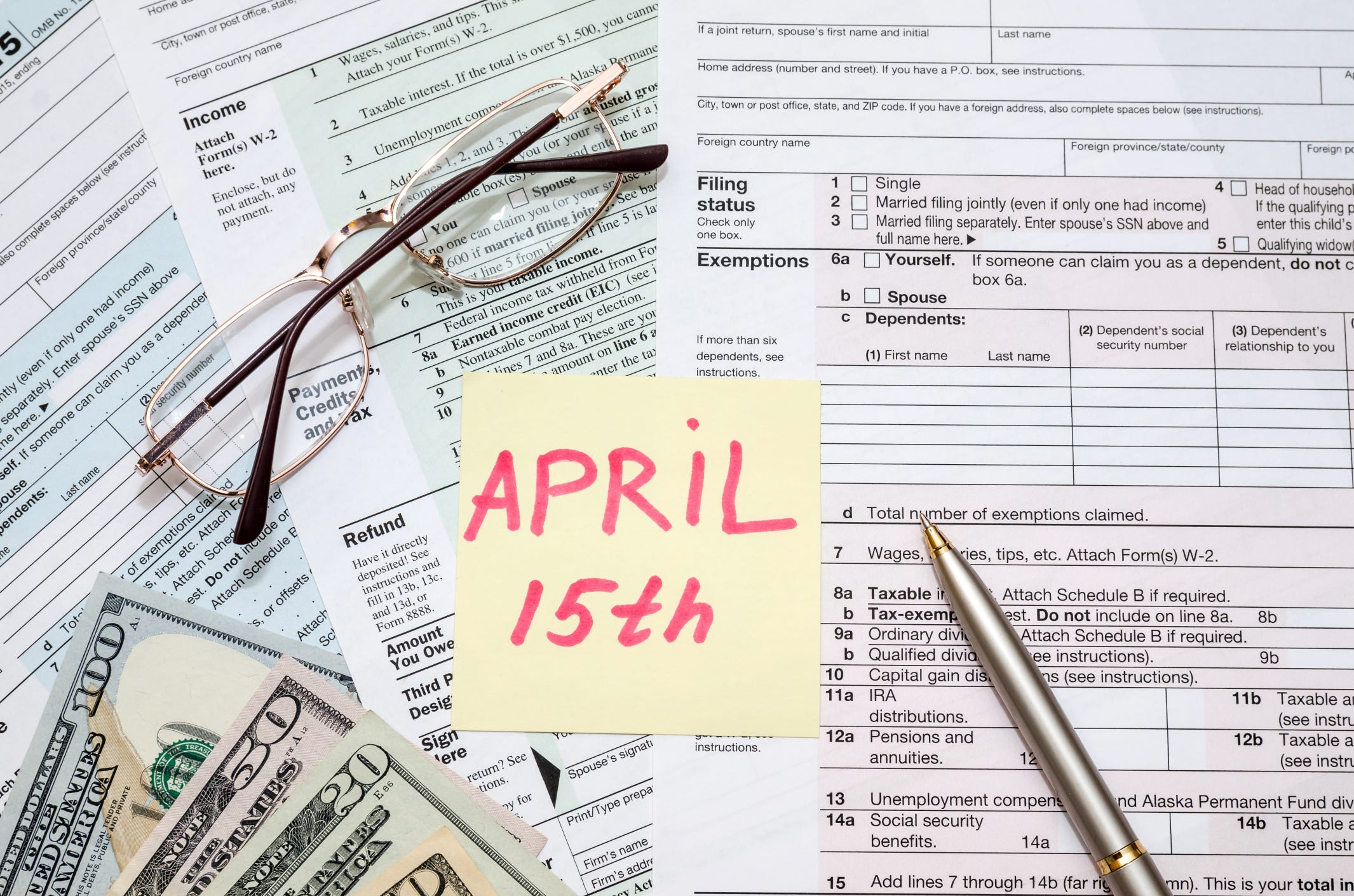 STILL haven't done your taxes? How to get help