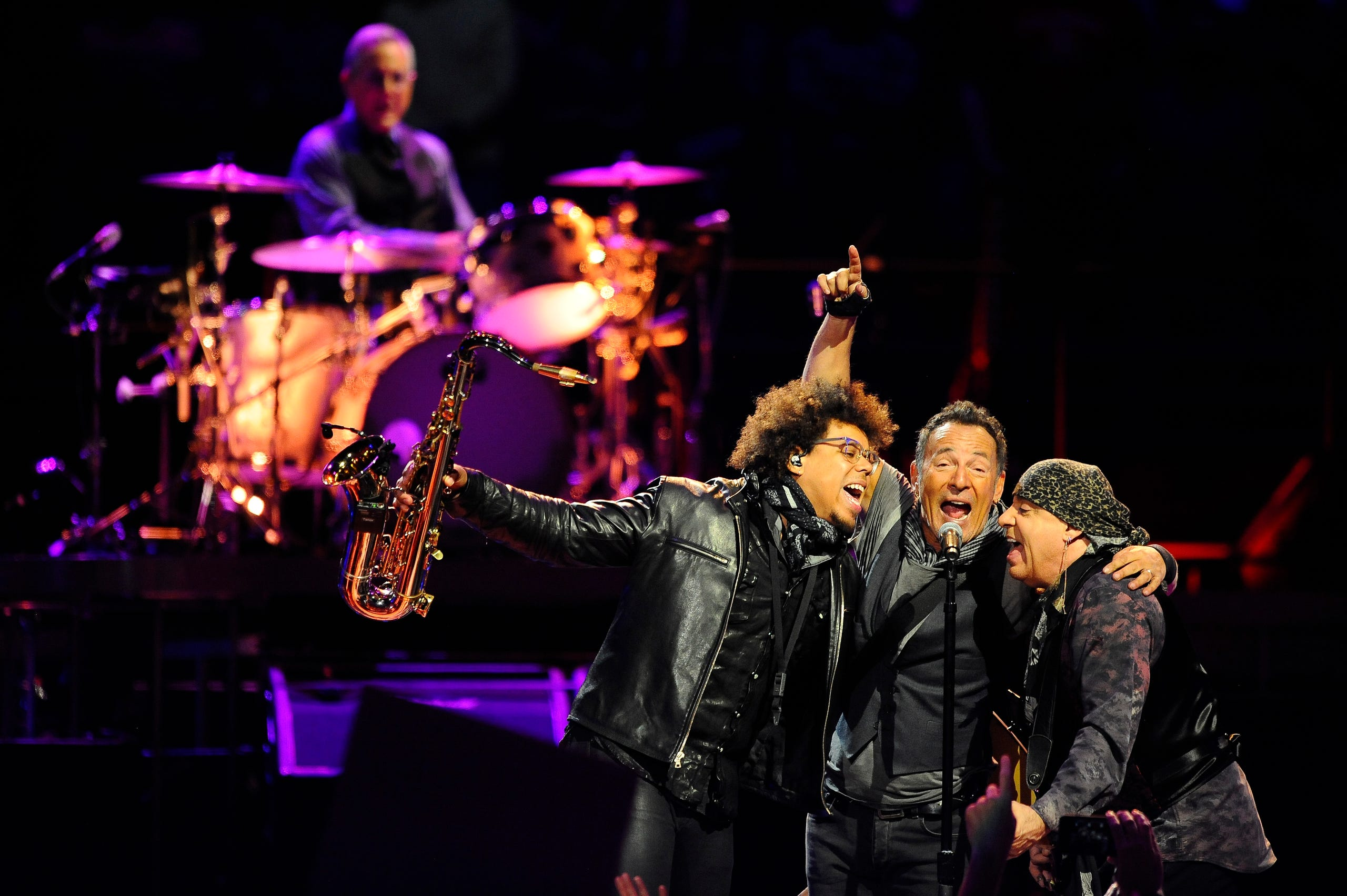 Bruce Springsteen And The River Tour