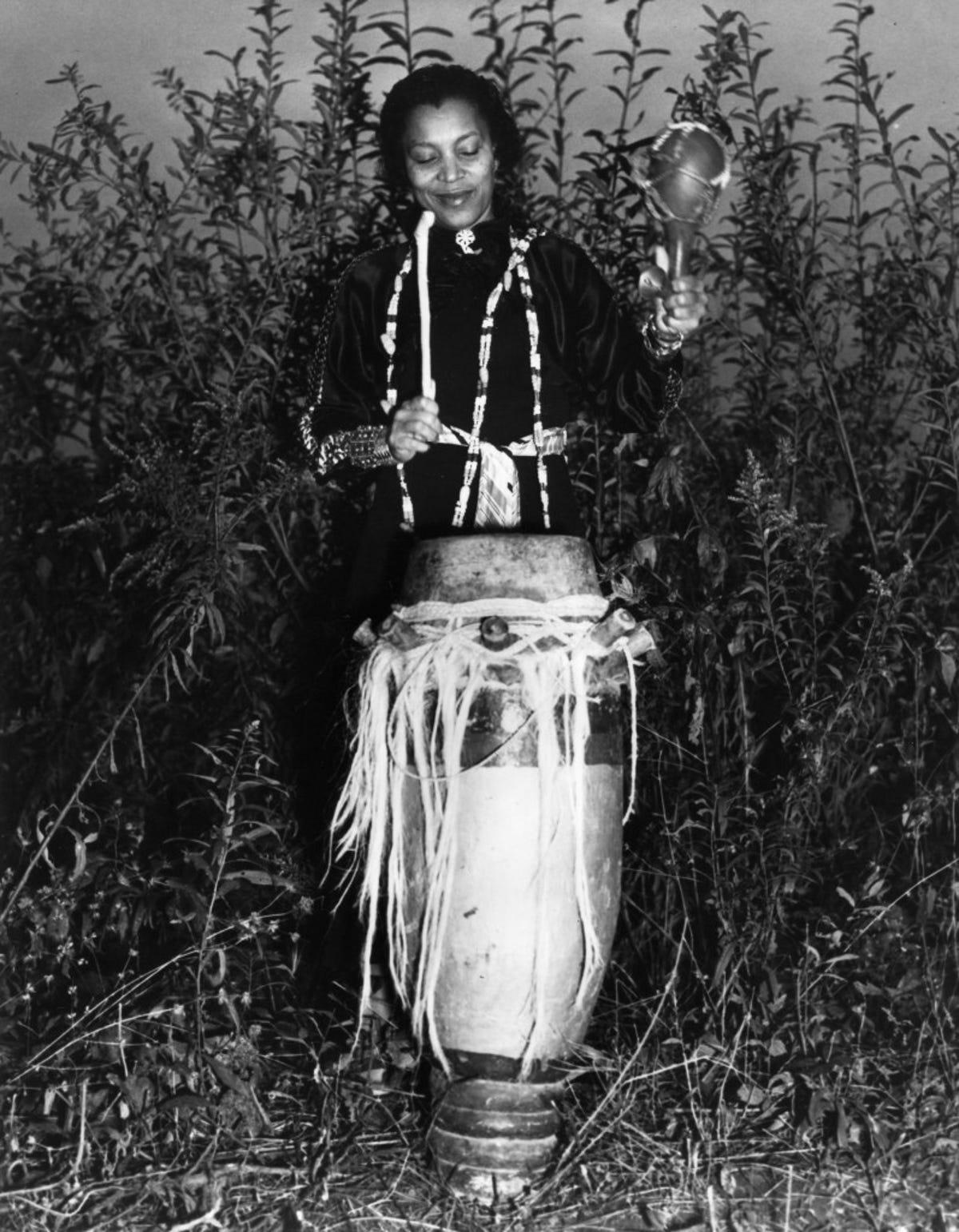 Florida Frontiers: Zora Neale Hurston and Voodoo