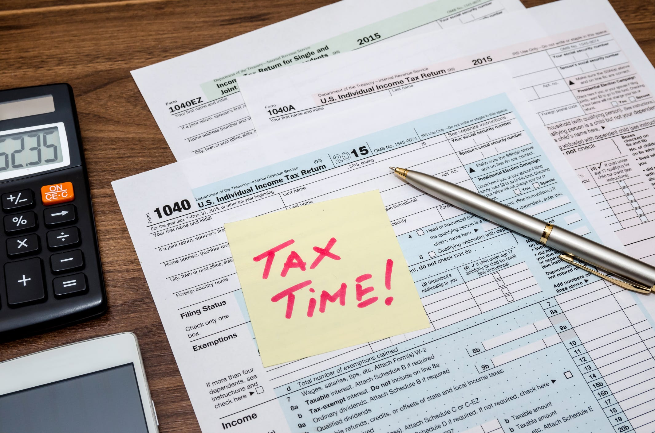 What to do if you missed income tax filing deadline
