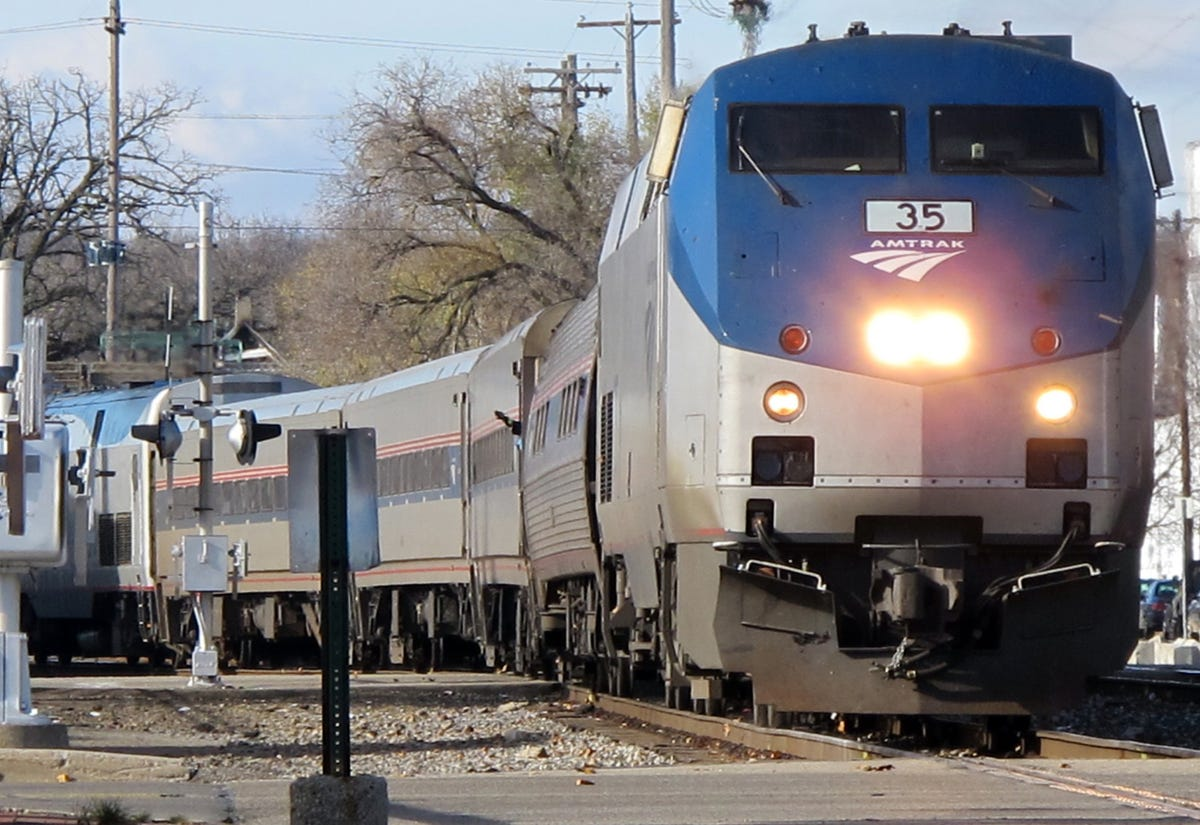 Want to take dog on Amtrak train? Next month you can