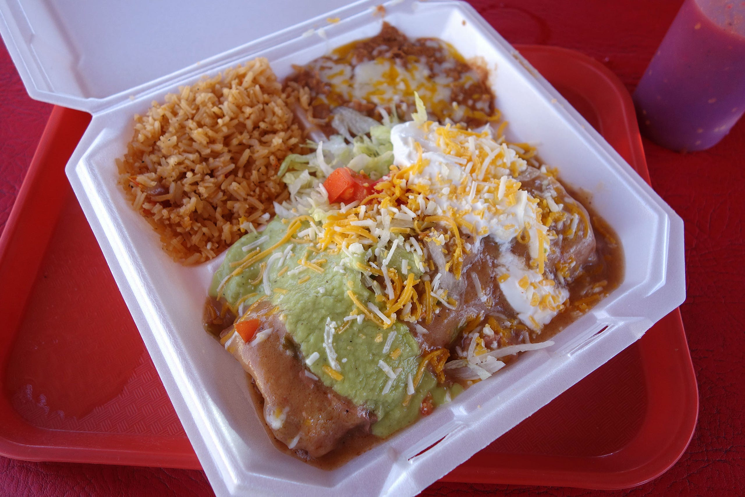 Almost Famous Chimichangas eat for 10 bucks or less at these downtown phoenix restaurants