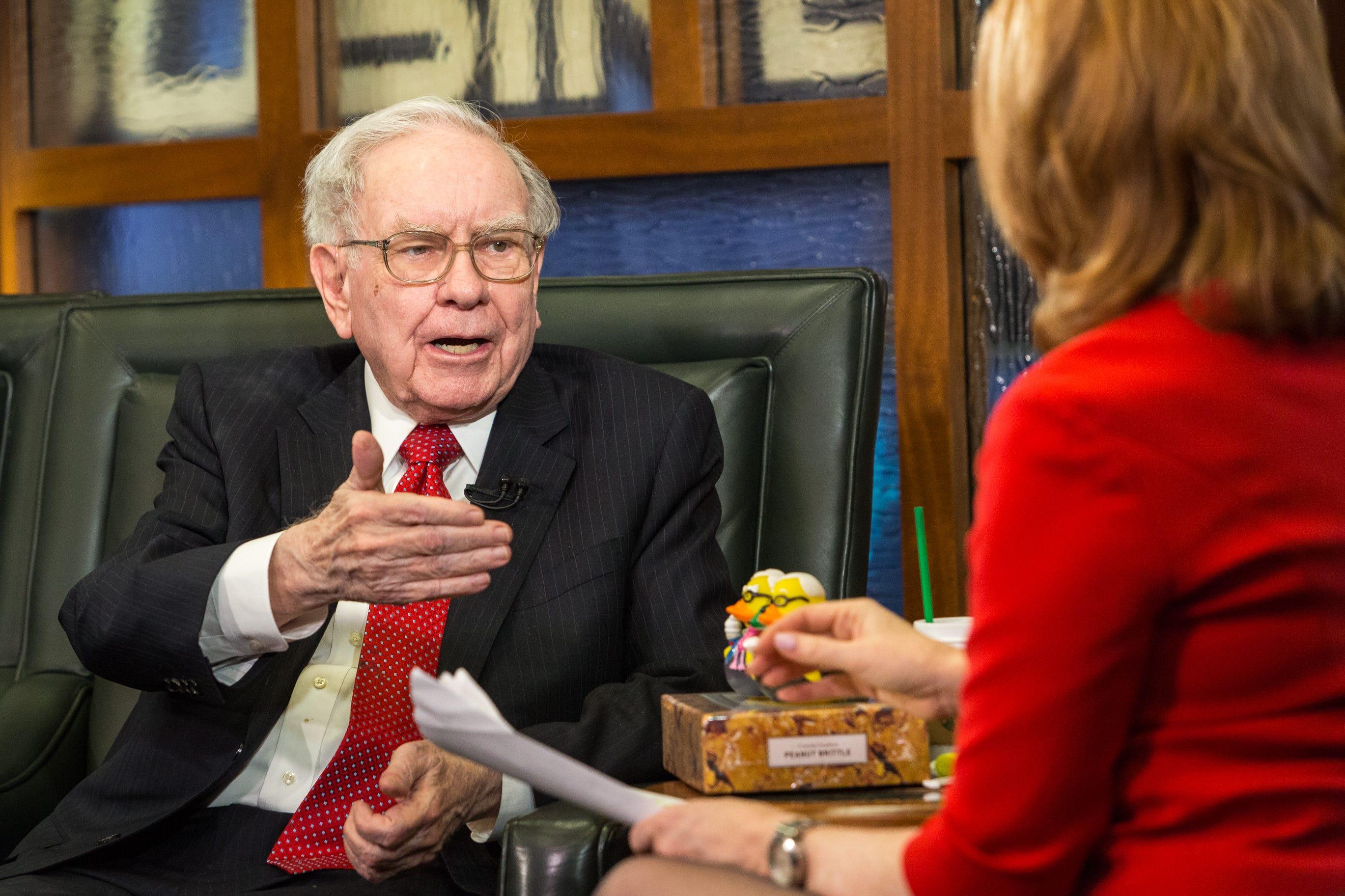 7 things Warren Buffett wants you to know
