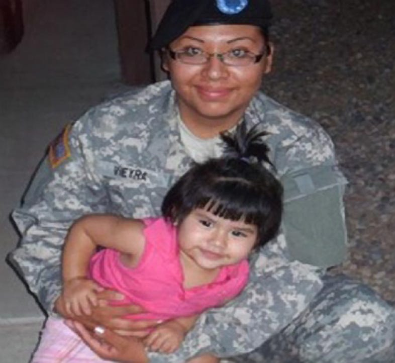 Spouse of U.S. soldier killed in Afghanistan deported, 12-year-old daughter left without parents