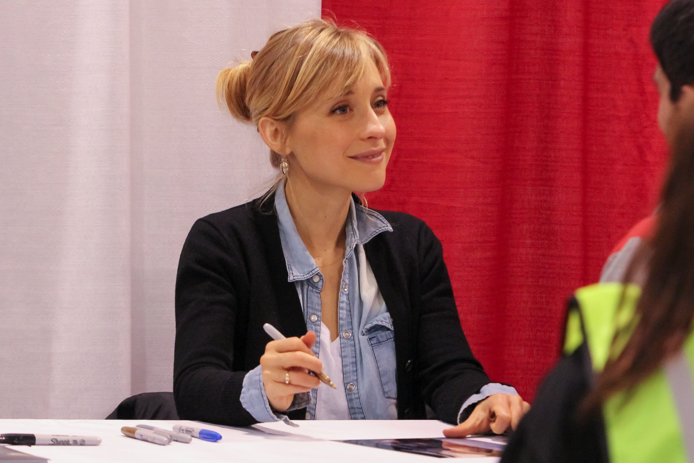 Allison Mack of 'Smallville' gets $5M bail, home confinement in sex-cult case
