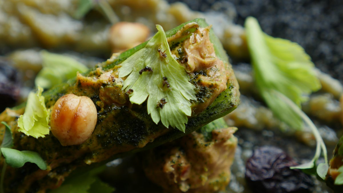 Bugs for dinner? Detroit's newest food trend has wings