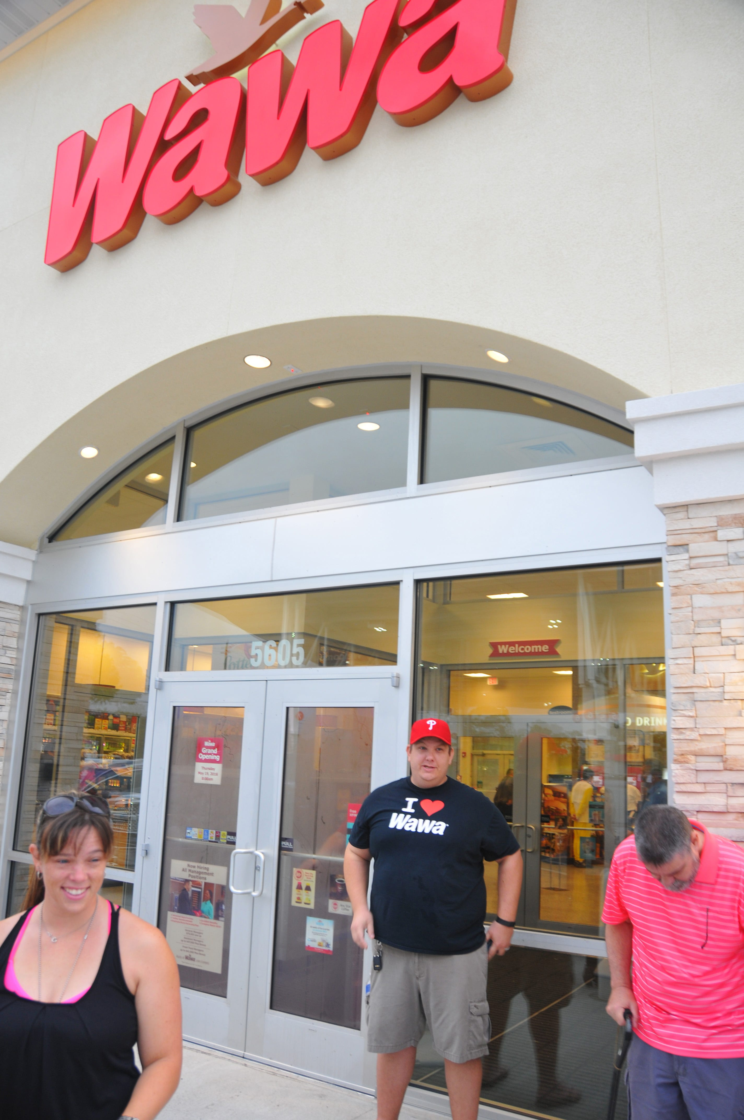 635992623909348687-Wawa-grand-opening-6 FLORIDA TODAY Business Notes: Wawa, Dr. Clevens, Titusville chamber