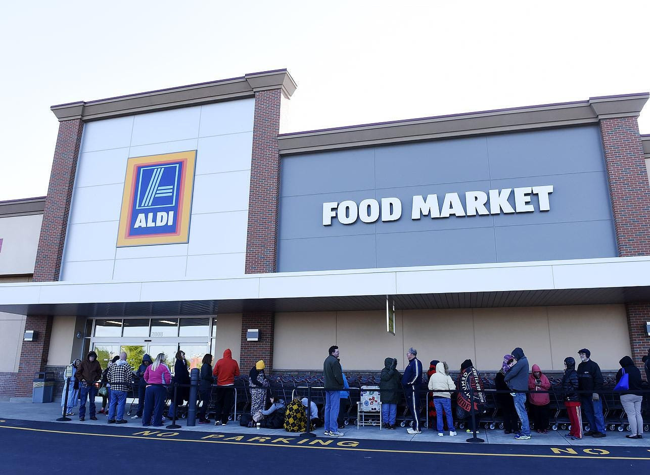 Love Aldi? Now you can order it online and get it delivered