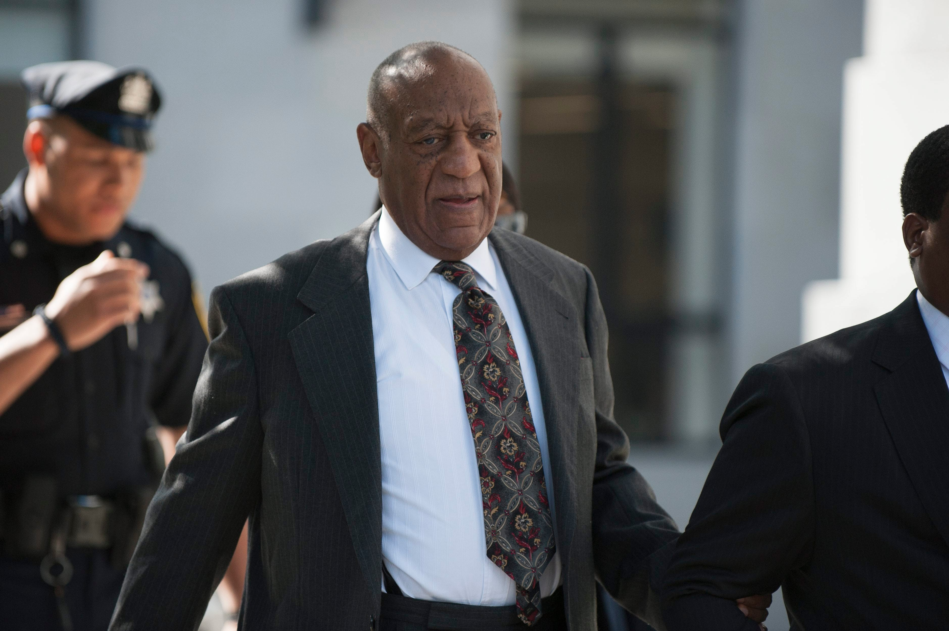 single men in cosby Cosby's first trial collapsed last june after jury failed to reach a  both his trials have focused on a single  cosby faced a jury of seven men and five .