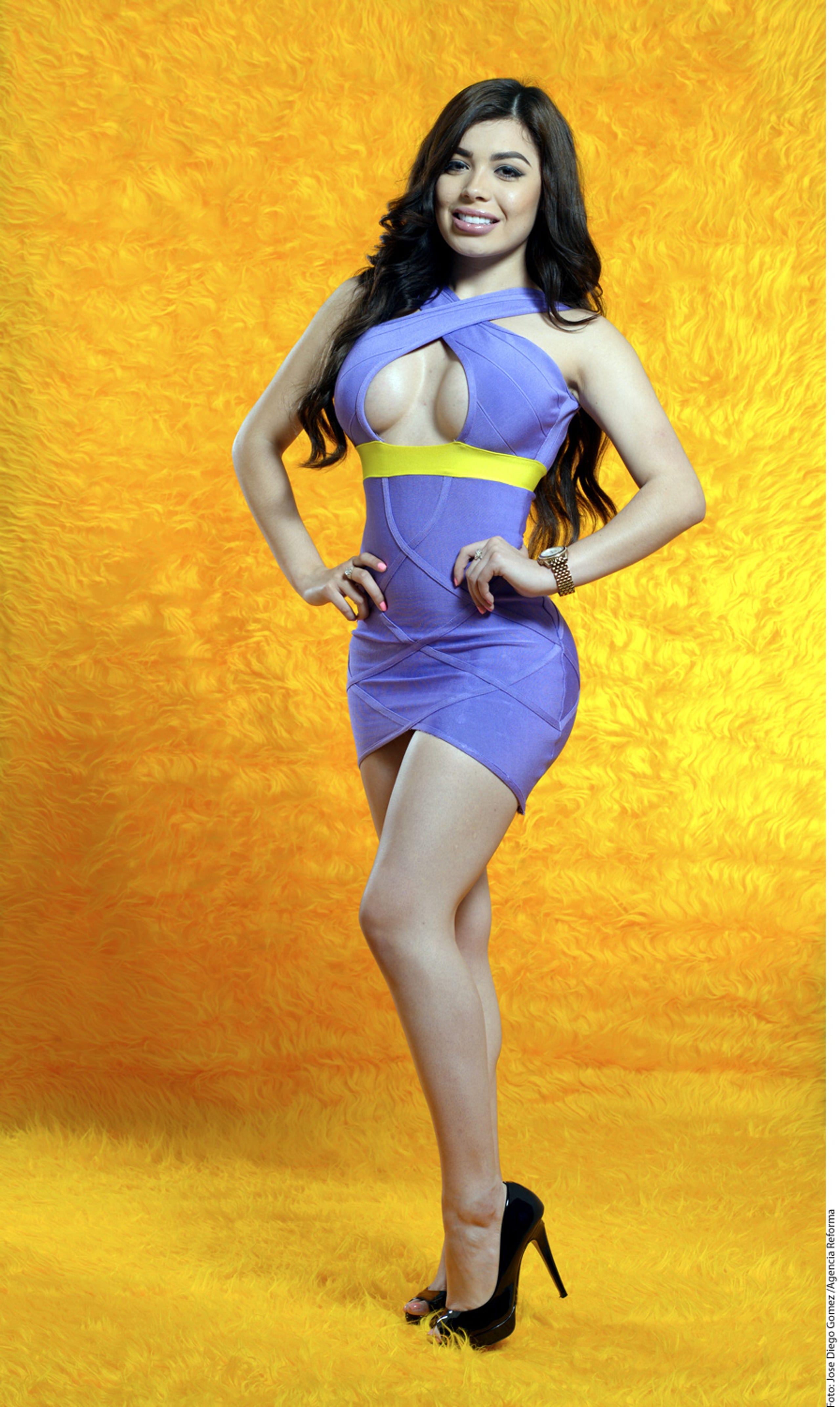 Saenz tracy Playboy Mexico
